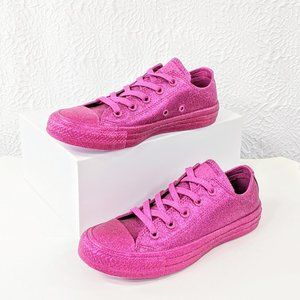 NEW Converse Chuck Taylor All Star Glitter Low Top